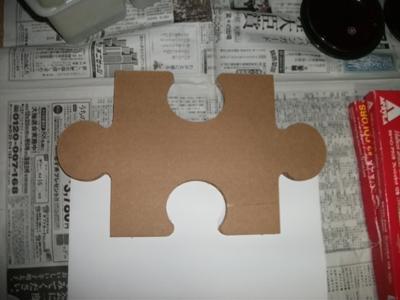 puzzle制作現場