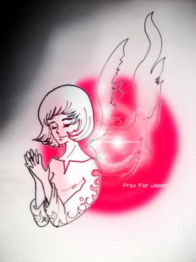 日本への祈り